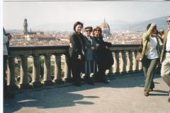 συν 2003 παγκοσμιο συνεδριο ΄φλωρεντια εθν εκπροσωπος σκανδαμη.μαλτεζου, μαριαννα